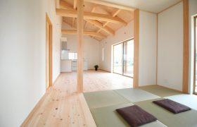 「総檜造り×ゼロエネ House 」の田尻モデルハウスがオープンしました!