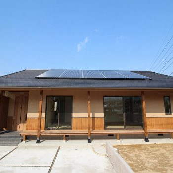 【販売中】ゼロエネルギーハウス×総檜の家