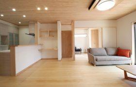 現代和風建築の施工例写真を更新しました。